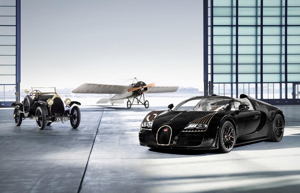 Bugatti Veyron Black Bess 2014 17