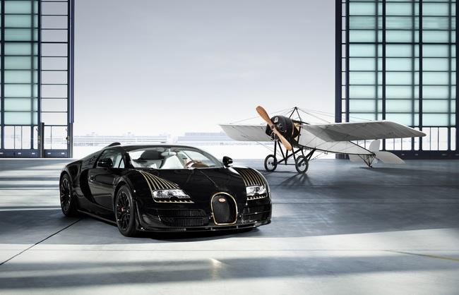 Bugatti Veyron Black Bess 2014 18