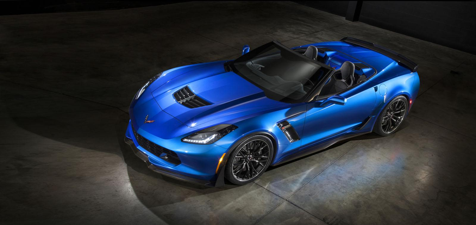 Chevrolet Corvette Z06 Convertible 2015 15