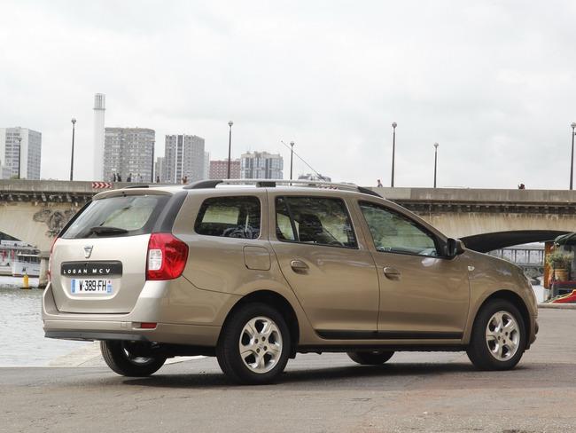 Dacia Logan MCV 2014 12