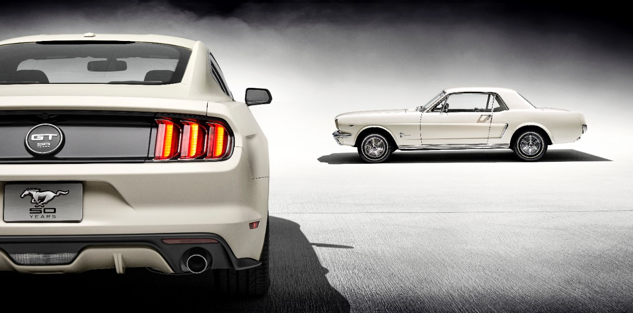 Ford Mustang 50th Edition 2014 07