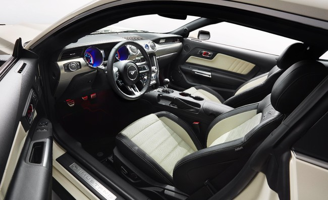 Ford Mustang 50th Edition 2014 08