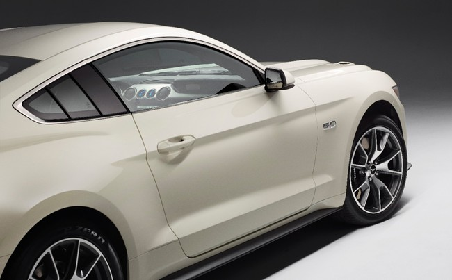 Ford Mustang 50th Edition 2014 20