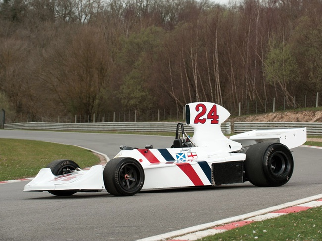 Hesketh 308 1974 James Hunt 12