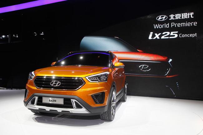 Hyundai ix25 Concept 2014 02