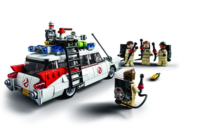 LEGO Ghostbusters 03