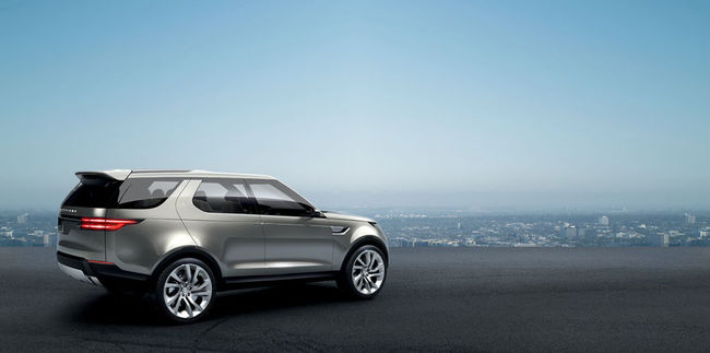 Land Rover Discovery Vision Concept 2014 09