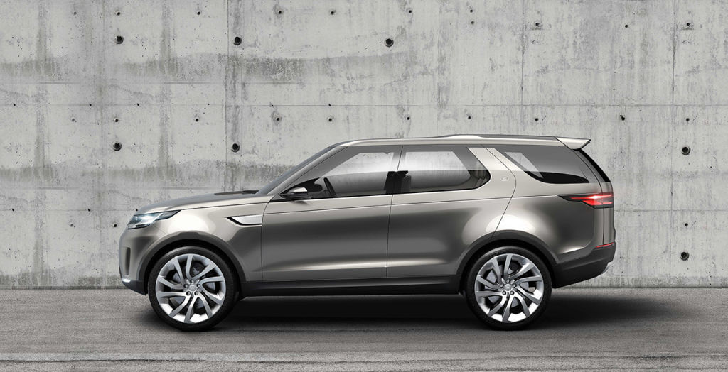 Land Rover Discovery Vision Concept 2014 11