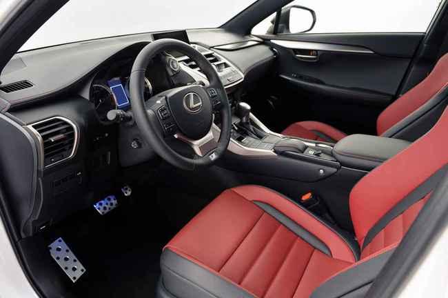 Lexus NX Concept 2014 08