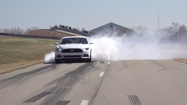 Line Lock Ford Mustang 2015 02