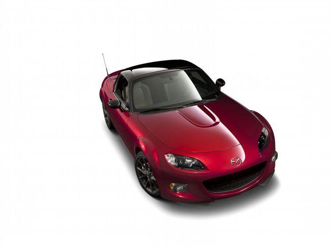 Mazda MX-5 Edición 25 aniversario 14