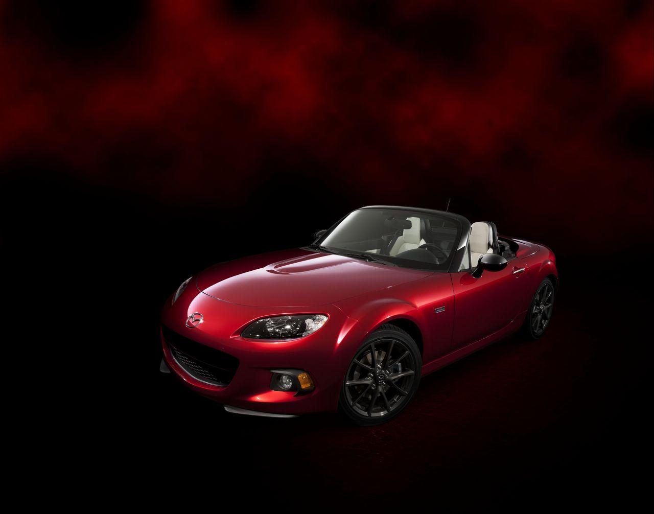 Mazda MX-5 Edición 25 aniversario 16