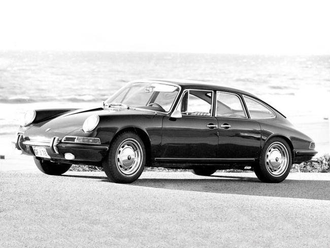 Porsche 911 4 puertas Sedan by Troutman-Barnes 1967 02