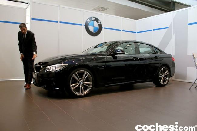 Presentación BMW X4 y BMW Serie 4 Gran Coupe - 02