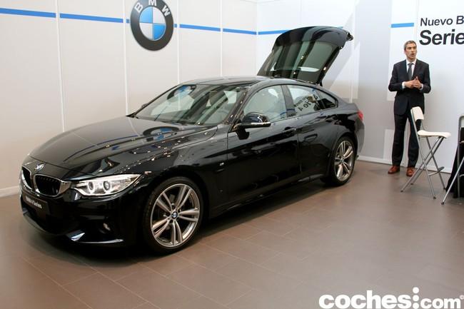 Presentación BMW X4 y BMW Serie 4 Gran Coupe - 04