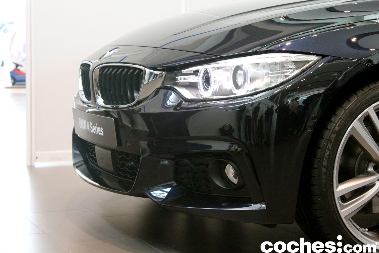 Presentación BMW X4 y BMW Serie 4 Gran Coupe – 05