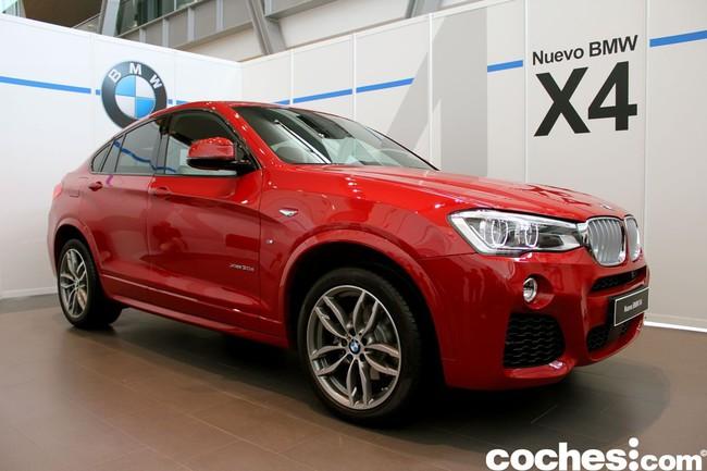 Presentación BMW X4 y BMW Serie 4 Gran Coupe - 21
