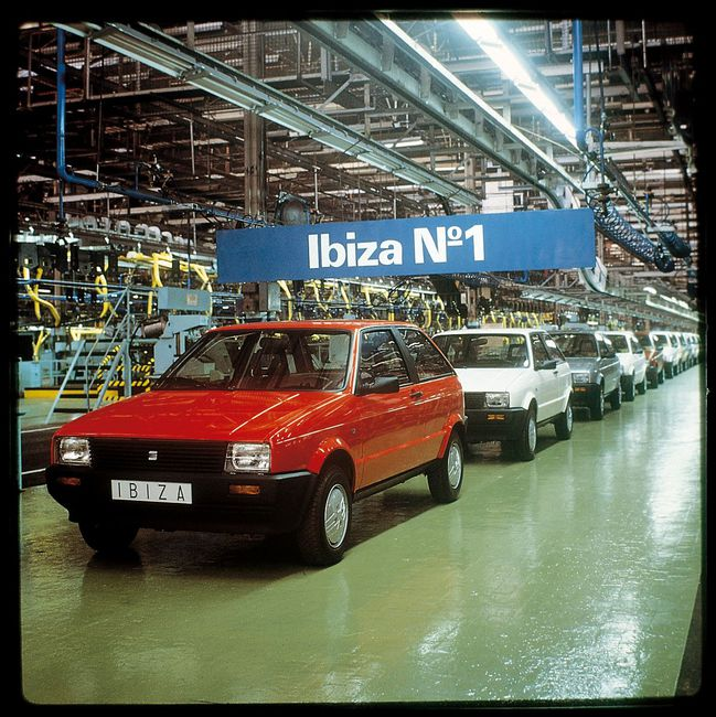 Seat Ibiza 1994 - 2014 03