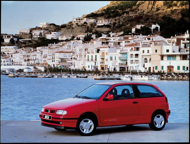 Seat Ibiza 1994 - 2014 05