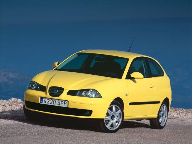 Seat Ibiza 1994 - 2014 19