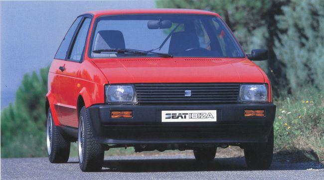 Seat Ibiza 1994 - 2014 22