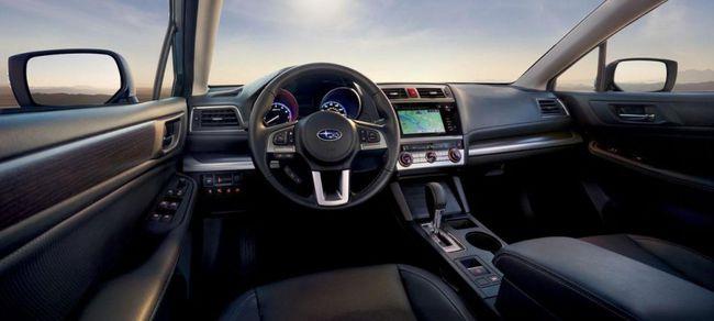 Subaru Legacy 2015 05