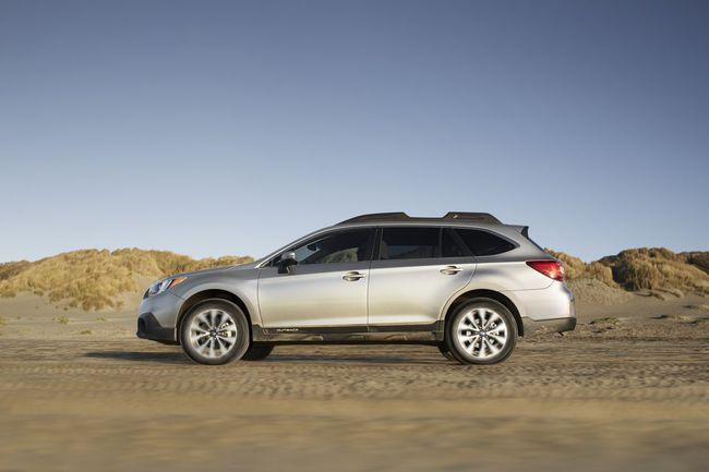 Subaru Outback 2015 12