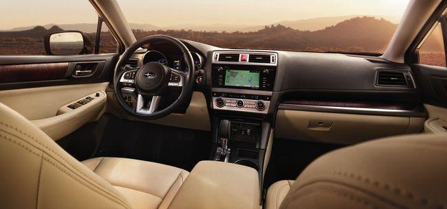 Subaru Outback 2015 24