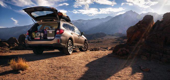 Subaru Outback 2015 32
