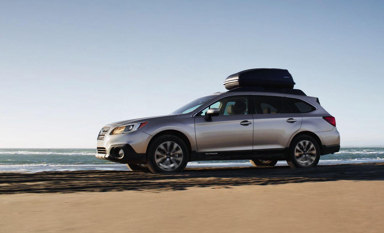 Subaru Outback 2015 38