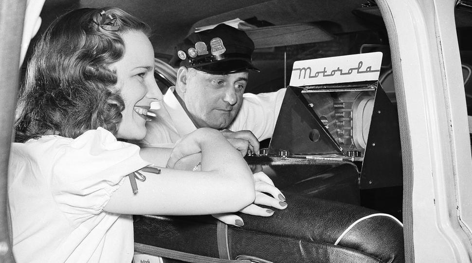TV coche 1948