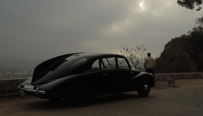 Tatra T87 1941 LA 01