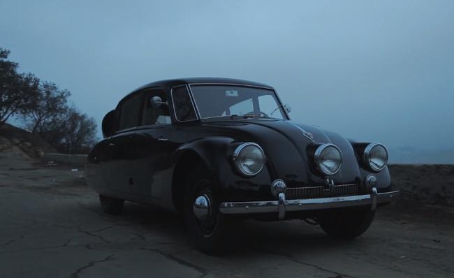 Tatra T87 1941 LA 03