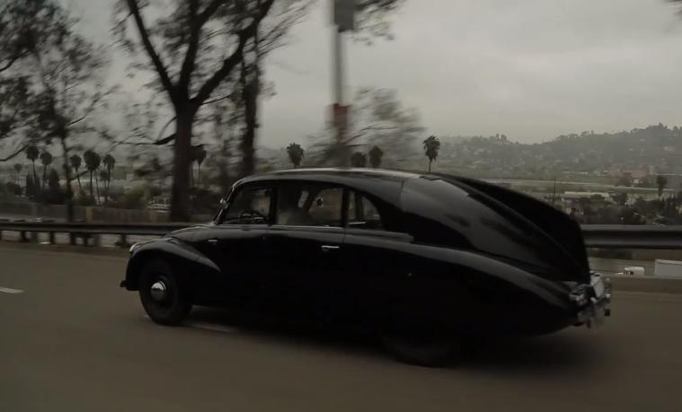Tatra T87 1941 LA 04