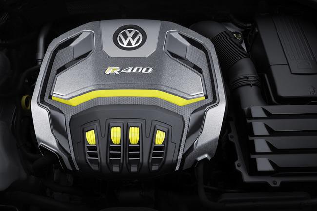 Volkswagen Golf R 400 Concept 2014 06