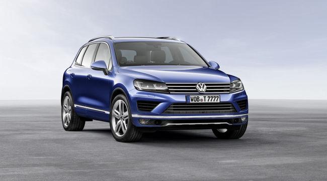 Volkswagen Touareg 2014 01