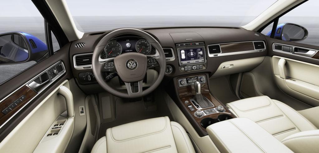 Volkswagen Touareg 2014 Redise 241 O Del Gran Suv De La Marca