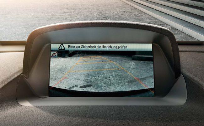 camara vision trasera Opel