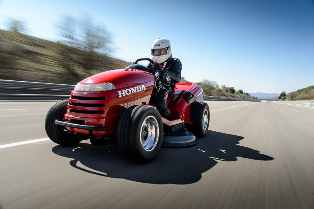 honda-mean-mower-record