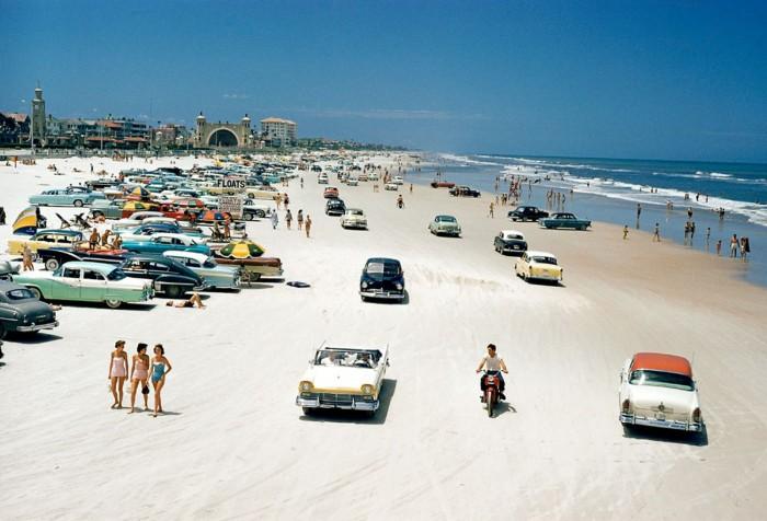 1957 Daytona Beach Race 03