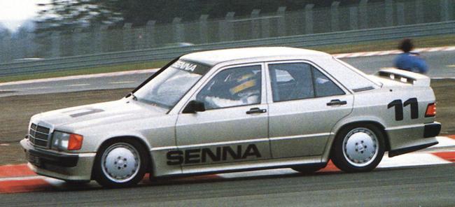 1984 Nurburgring Mercedes 190 Senna