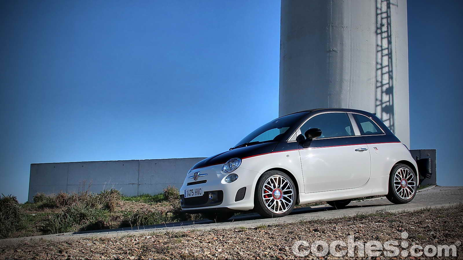 Fiat 500 Abarth Siempre Coches Motorcycle Review And