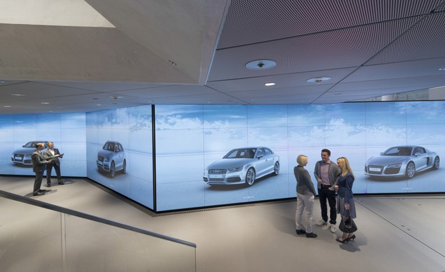 Audi City concesionario futuro 02