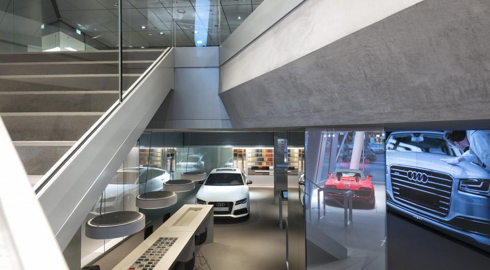Audi City concesionario futuro 05