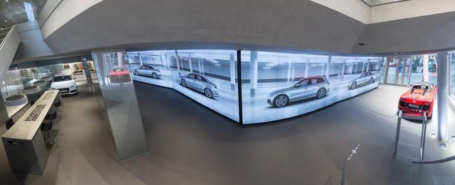Audi City concesionario futuro 07