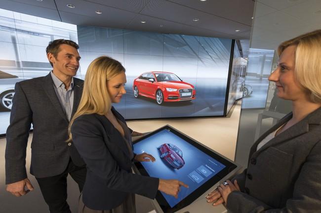 Audi City concesionario futuro 09