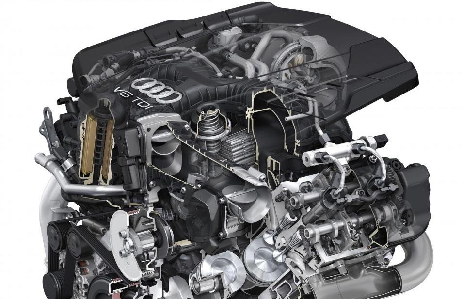 Audi V6 3.0 TDI 02