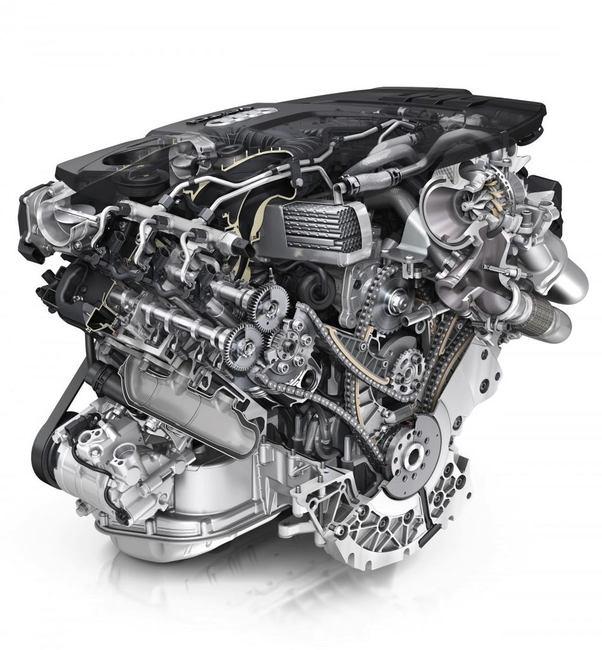 Audi V6 3.0 TDI
