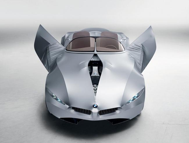 BMW Gina Light Visionary Concept 2001