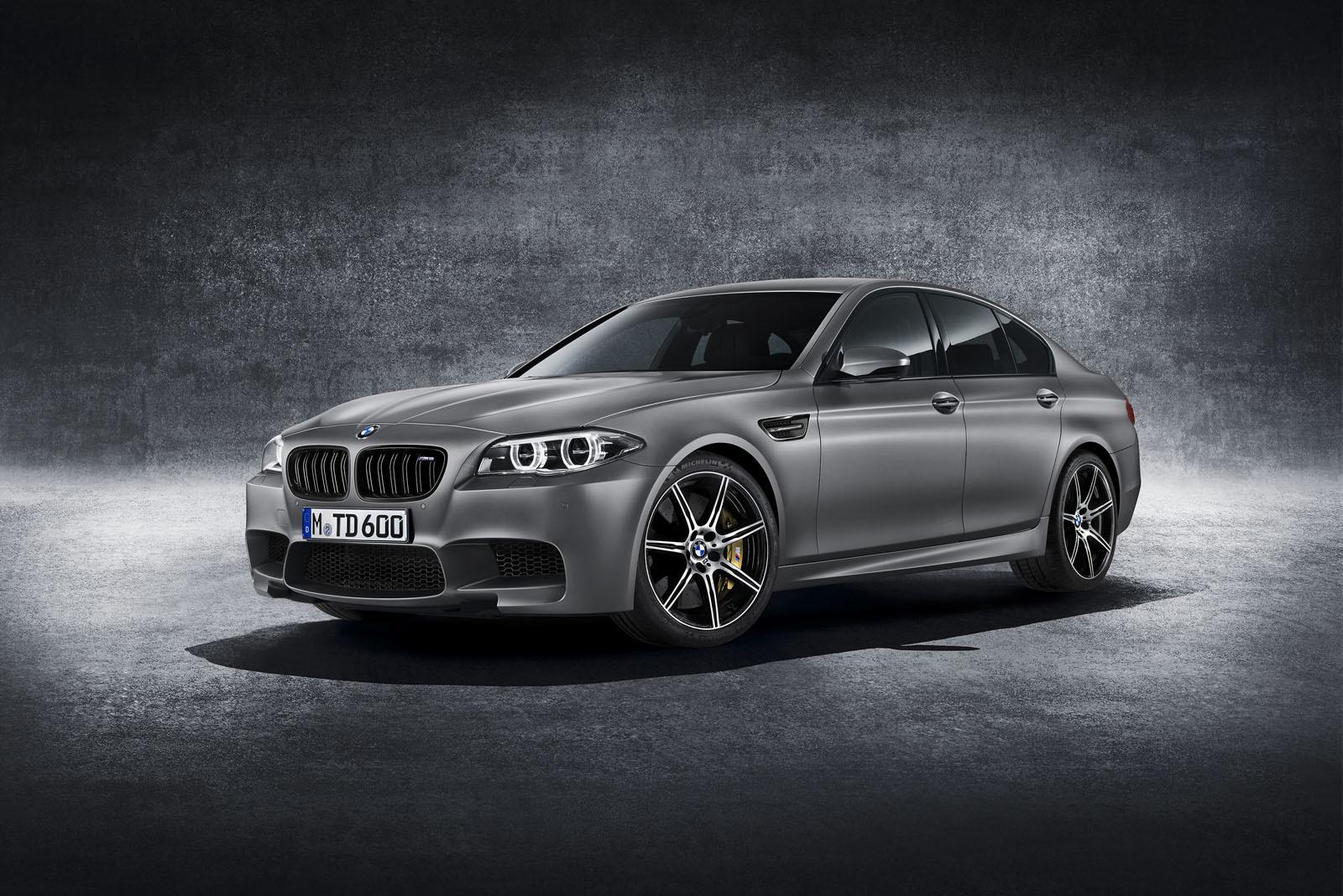 BMW M5 30 Jahre 2014 01